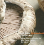 Mushroom Cantata and other choral works