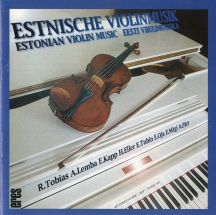 Estonian Violin Music
