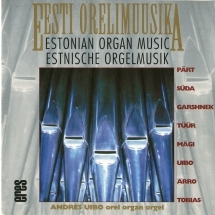 Estonian Organ Music