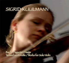 Sigrid Kuulmann. Works for Solo Violin