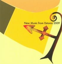 CD New Music from Estonia 2009