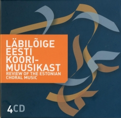 CD Review of the Estonian Choral Music