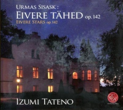 471c89812bd Urmas Sisask. Eivere Stars, Op. 142   Estonian Music Information Centre