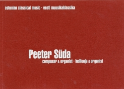 Composer and organist Peeter Süda