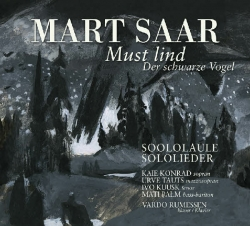 CD Mart Saar. Must lind